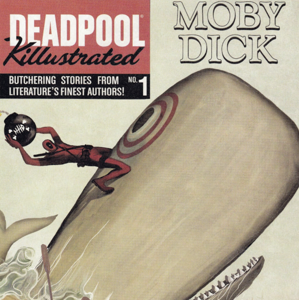 deadpool kills moby dick