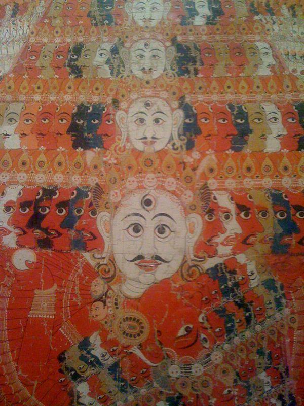 Holy Shiva!    -Rubin Museum, Chelsea