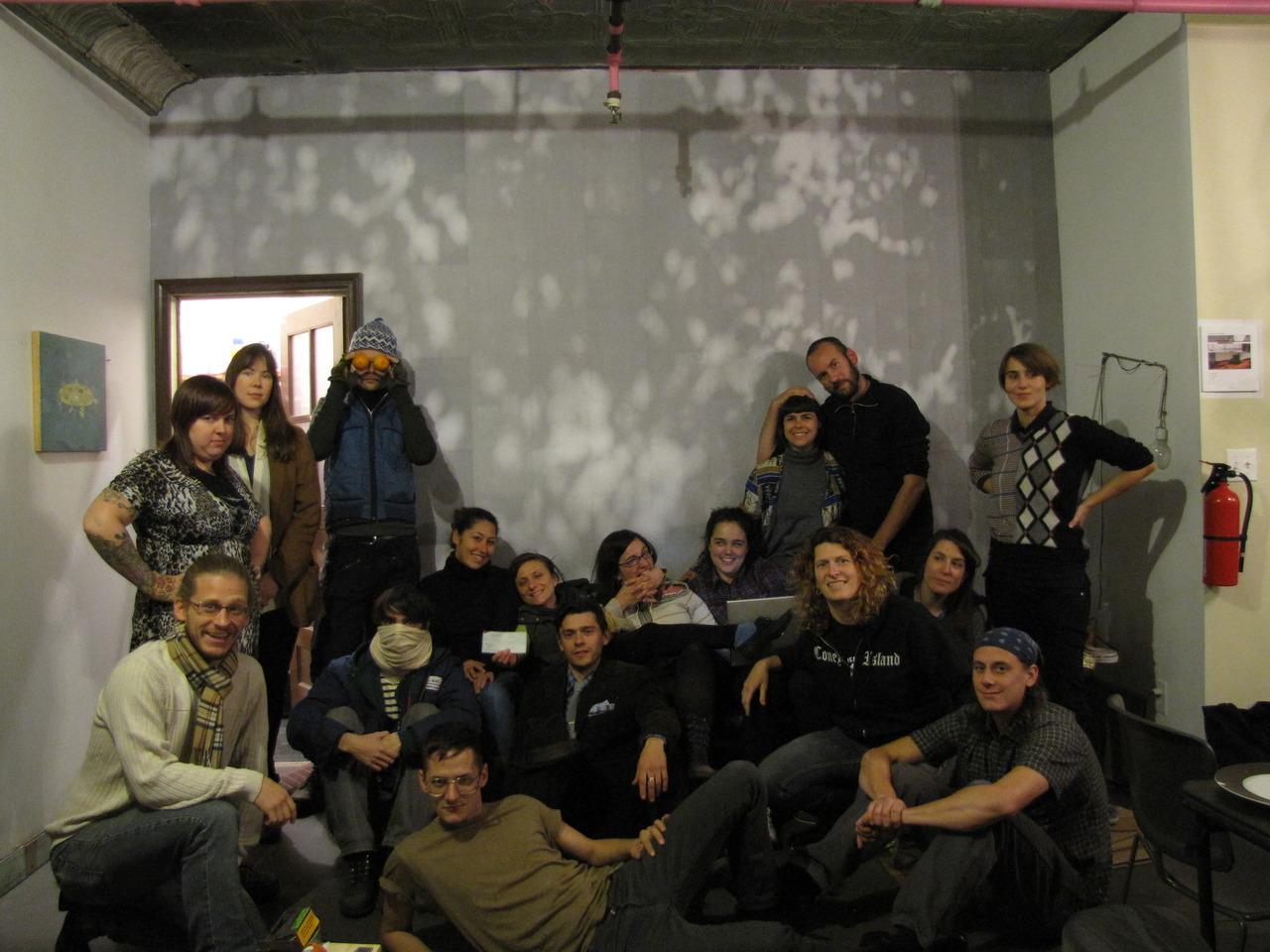 Flux Factory. 11.9.10