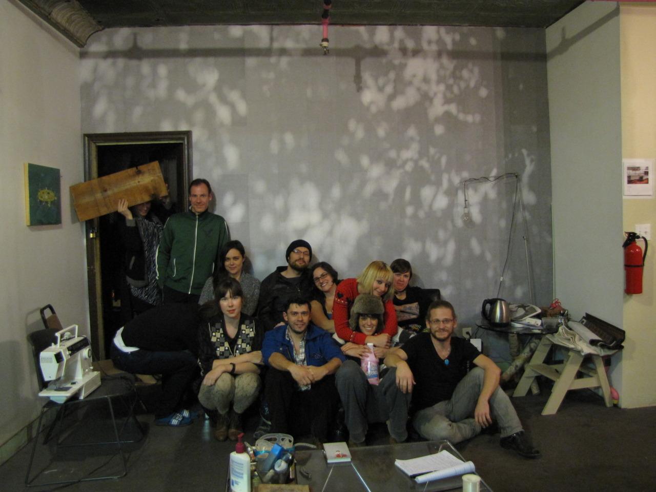 Flux Factory. 11.22.10