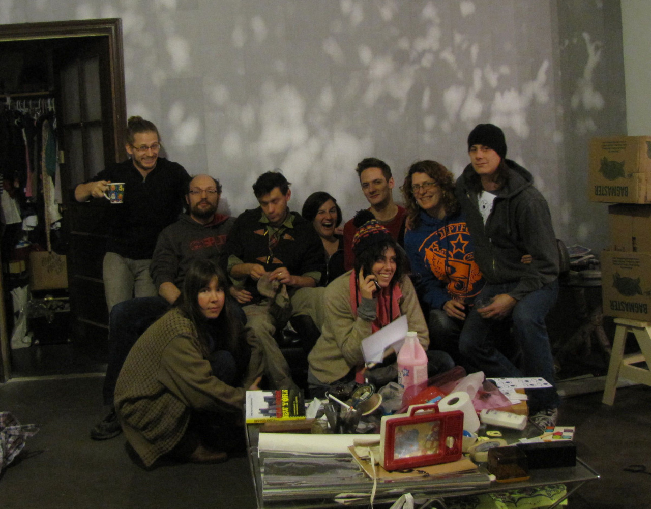 Flux Factory. 12/06/10
