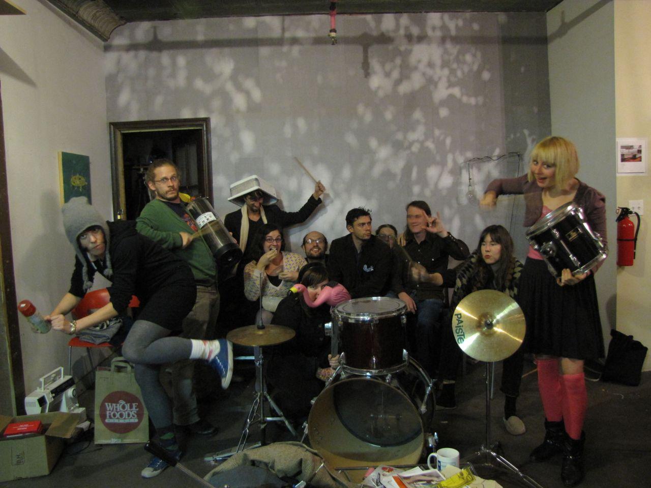Flux Factory. 11.15.10