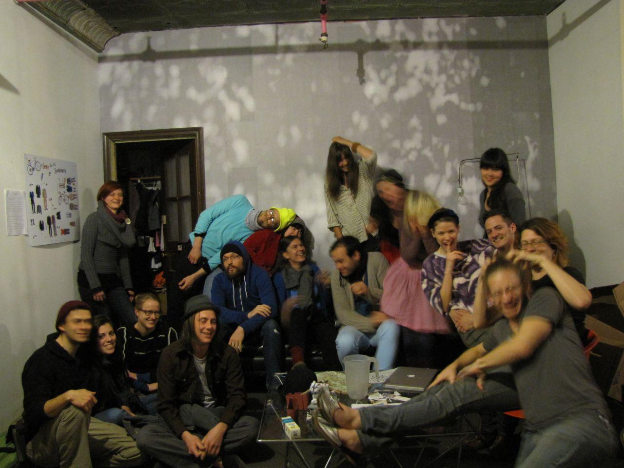 Flux Factory. 01.10.2011