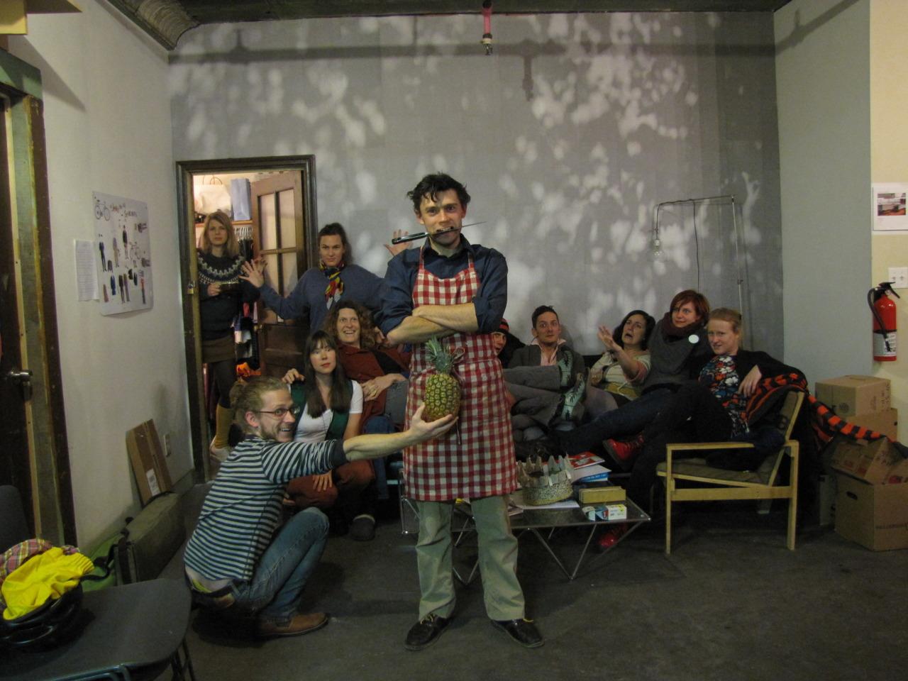 Flux Factory. 01.17.2011