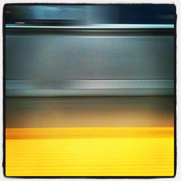 Transit… (Taken with instagram)