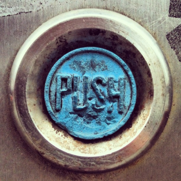 push (Taken with instagram)