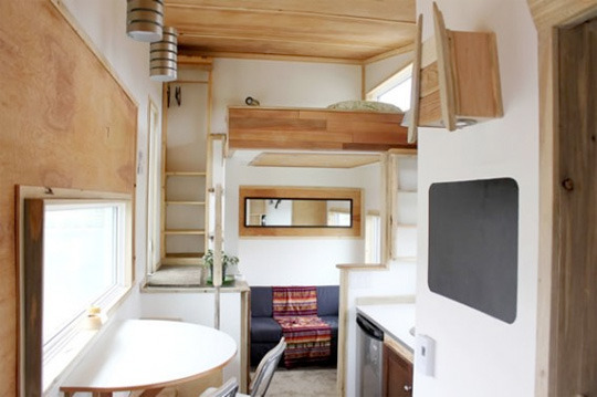 I man bartlett for Leaf house tiny house