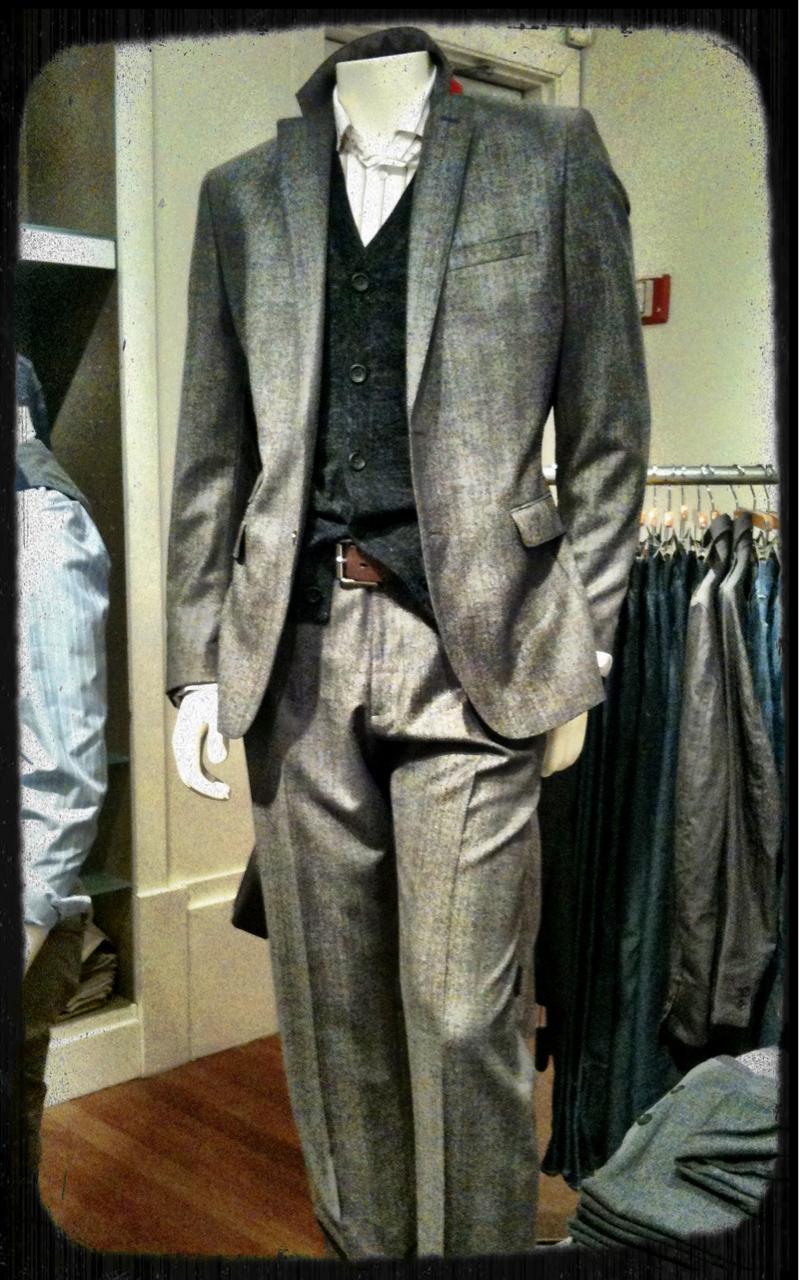 Suit envy