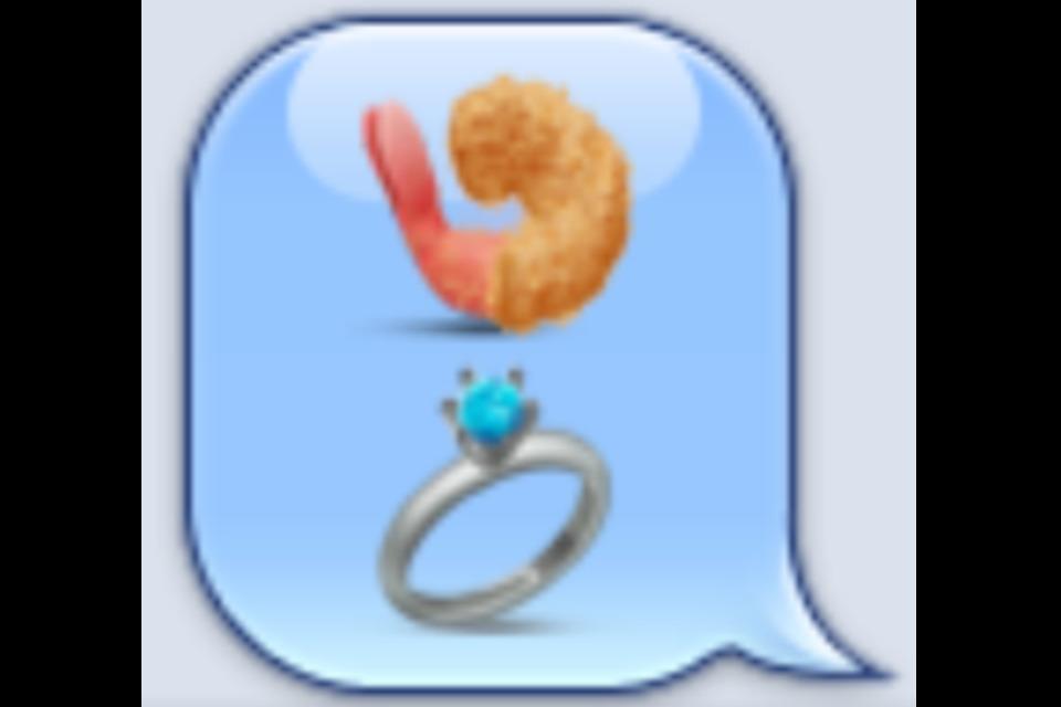 jack-fisher: Tempura Fiancé, 2014 Emoji Sculpture hahaha