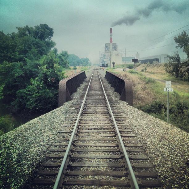 So many photos of train tracks I need to purge them from my system here I am still here I am.