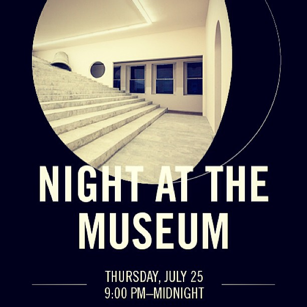 "momaps1: Join us tonight, 9pm-midnight for ""Night at the Museum."" Reserve your ticket at momaps1.org/RSVP. #expo1 (at MoMA PS1 Contemporary Art Center)"