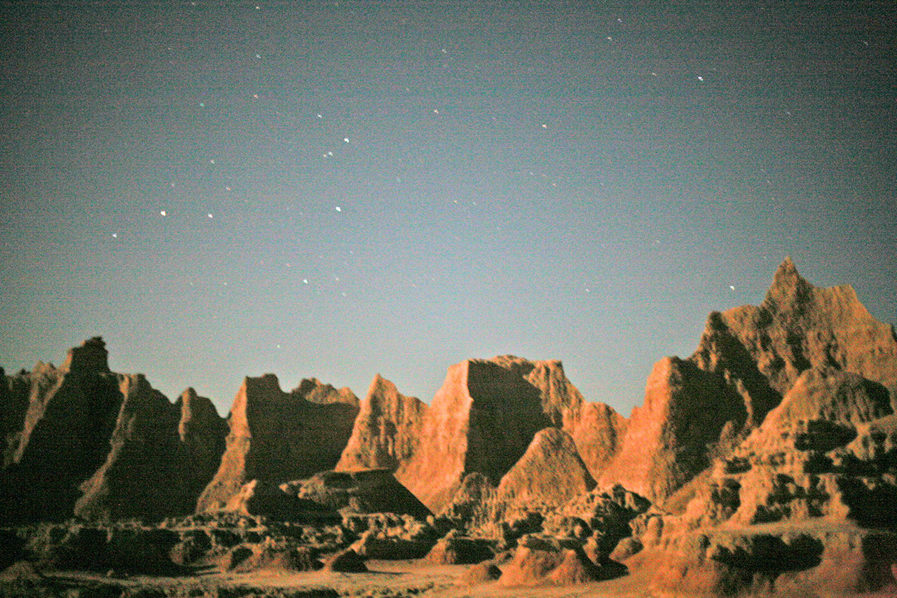 "stn-to-stn: BADLANDS Images from the ""field"" for Station To Station…"