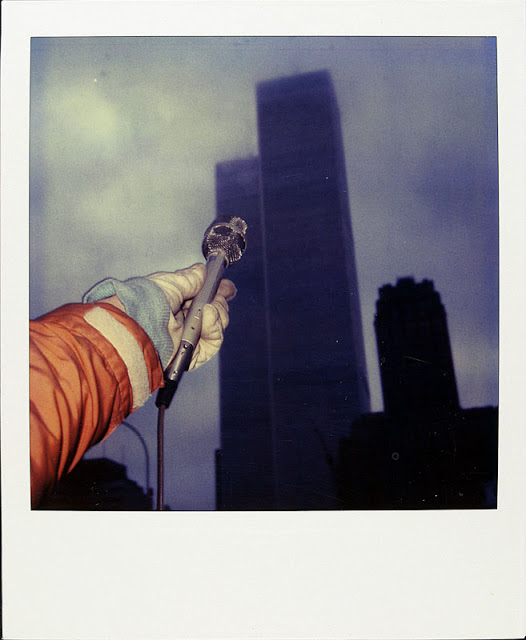 wnyc: somephotosof: (12-02-81) ©Jamie Livingston Photographer Jamie Livingston took one polaroid photo each day for 18 years before his death in 1997. See more from his 'Polaroid a Day' project and find out more about the artist. heartbreaking. beautiful.