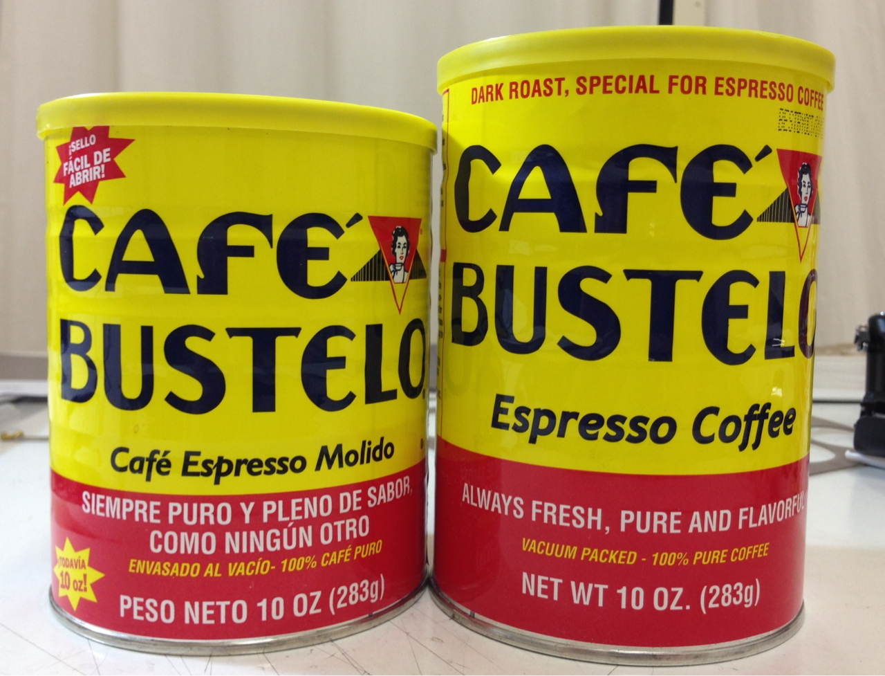 Damn, Bustelo. One of you is lying.