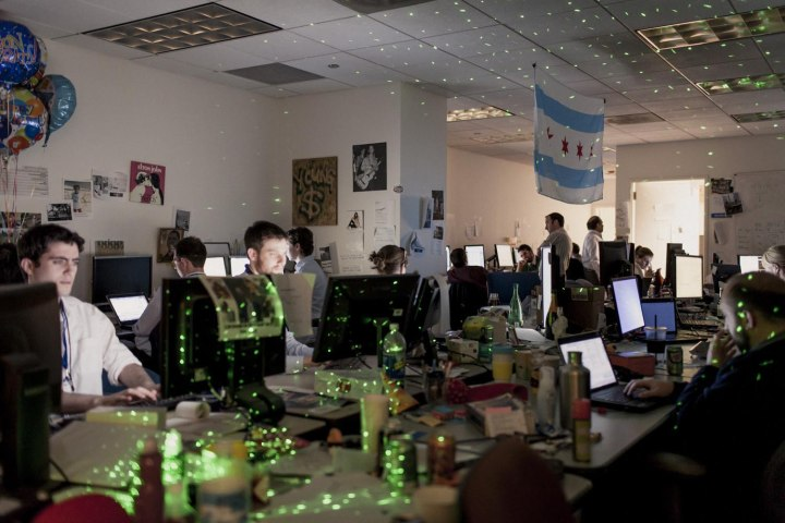 "journo-geekery: Inside the Secret World of the Data Crunchers Who Helped Obama Win | TIME.com Via (geek hero) Matt Webb, who also provides the pull-quote: ""We ran the election 66,000 times every night"" (simulation, politics, and victory) swampland.time.com/2012/11/07/ins… — Matt Webb (@genmon) November 7, 2012 And more: Exactly what that team of dozens of data crunchers was doing, however, was a closely held secret. ""They are our nuclear codes,"" campaign spokesman Ben LaBolt would say when asked about the efforts. Around the office, data-mining experiments were given mysterious code names such as Narwhal and Dreamcatcher. The team even worked at a remove from the rest of the campaign staff, setting up shop in a windowless room at the north end of the vast headquarters office. The ""scientists"" created regular briefings on their work for the President and top aides in the White House's Roosevelt Room, but public details were in short supply as the campaign guarded what it believed to be its biggest institutional advantage over Mitt Romney's campaign: its data. On Nov. 4, a group of senior campaign advisers agreed to describe their cutting-edge efforts with TIME on the condition that they not be named and that the information not be published until after the winner was declared. What they revealed as they pulled back the curtain was a massive data effort that helped Obama raise $1 billion, remade the process of targeting TV ads and created detailed models of swing-state voters that could be used to increase the effectiveness of everything from phone calls and door knocks to direct mailings and social media. Ew, but, yeah: ""Why did we put Barack Obama on Reddit?"" an official asked rhetorically. ""Because a whole bunch of our turnout targets were on Reddit."""