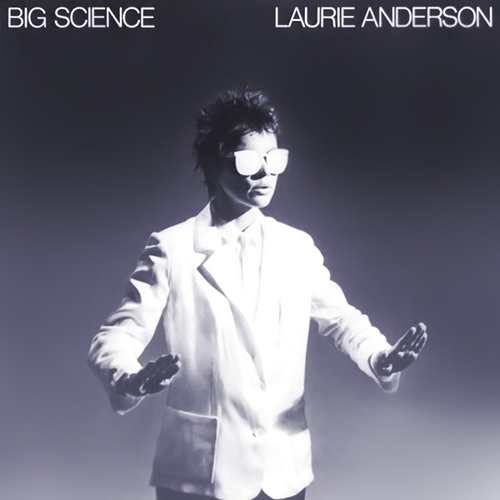 "iteeth :      Laurie Anderson on the post-9/11 interest  in her 1981 song  ""O Superman"" :     People did say, ""Wow, it's so prescient!"" and they didn't realize that it wasn't me being ahead or behind. It was that we're all stuck in a war that's the same war. [laughs] It's not something new. It's presented, of course, in a very PR way, with its theme music and so on, as the Gulf War or the Iraq War or the Syrian War or whatever war. But it's the same war. People are shocked at how ""O Superman"" makes its points in such a dynamic, contemporary way, but they don't realize that we're just replaying this over and over again. That aspect of people being extremely unaware of what's going on makes me want to occasionally do things that have to do with politics and the way that we see the world, because I just feel like we're in this weird deep sleep. And once in a while, you go, ""Whoa! That's so much like the last war!""  But this is one long war, and we just keep doing it.        Dear Tumblr Followers, I know a lot of you are considerably younger than me. That's totally cool. I'm not hating, and I don't intend to sound like an old fart or a preachy turd, but if you don't know Laurie Anderson, quit scrolling in your dashboard right now, stop staring at that animated gif above/below this post, and go watch  this video right now  (or watch below).   If you can slow yourself down enough, it will be the best 8:32 you spend all month, or your money back. Take it from your old Uncle Man."