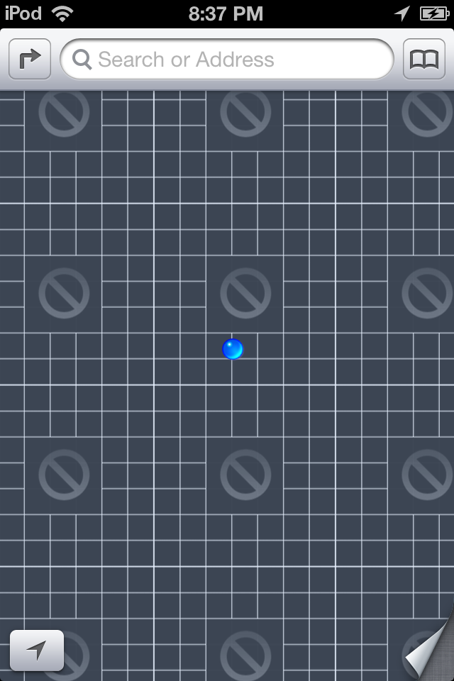 "theamazingios6maps: ""I am here."" … but you're not there. Some days I wake up with this feeling…"