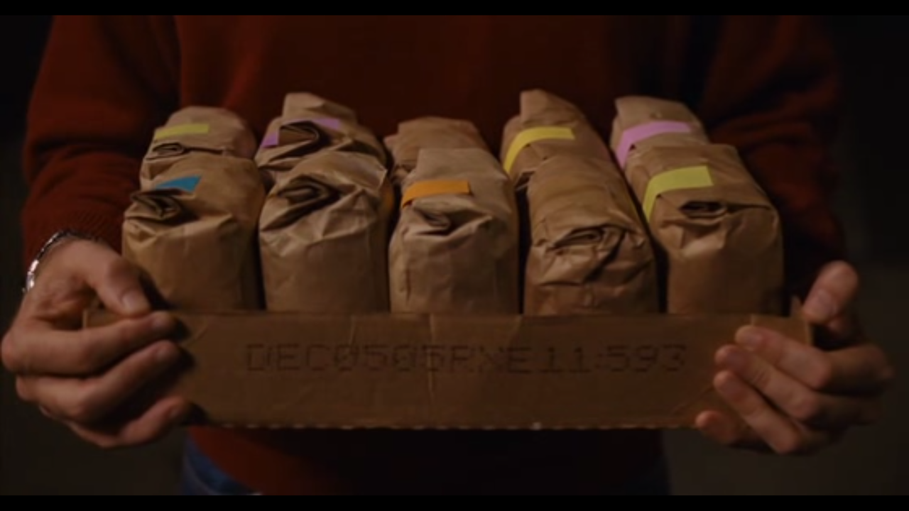"lookingsmug :     ""I brought you flours."" (Stranger Than Fiction, 2006)     wonder if they were filming around december 5th…"