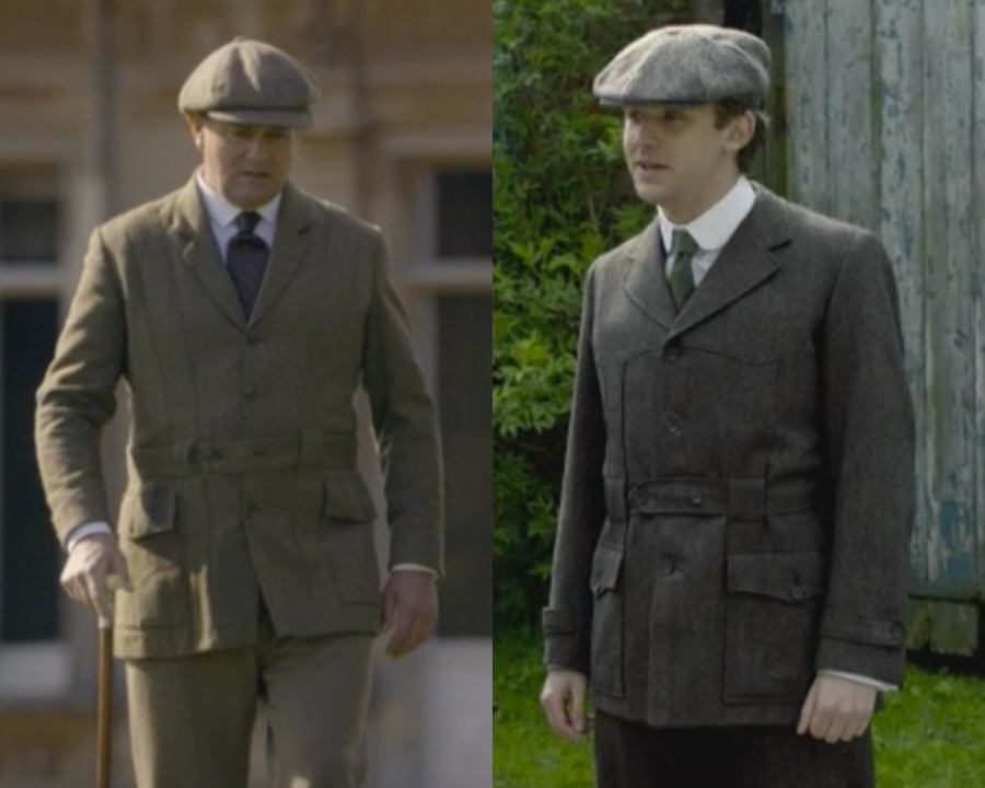 coats i want from downton abbey (dot tumblr dot com)   or are those jackets?   any other downton abbey fashion you'd like to share? photo reply me!
