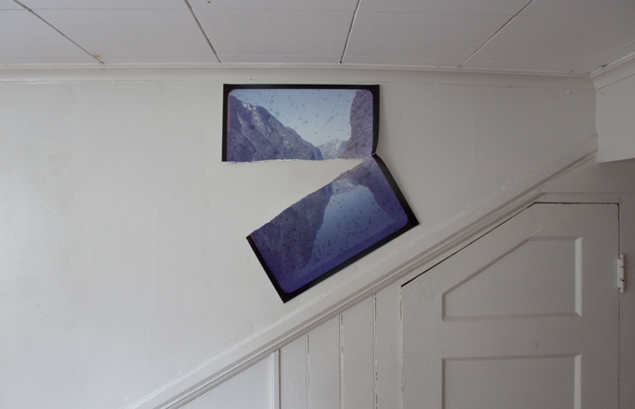Ryan Feeney newcontent: from ' things you can do with a photograph' digital c print. 2011
