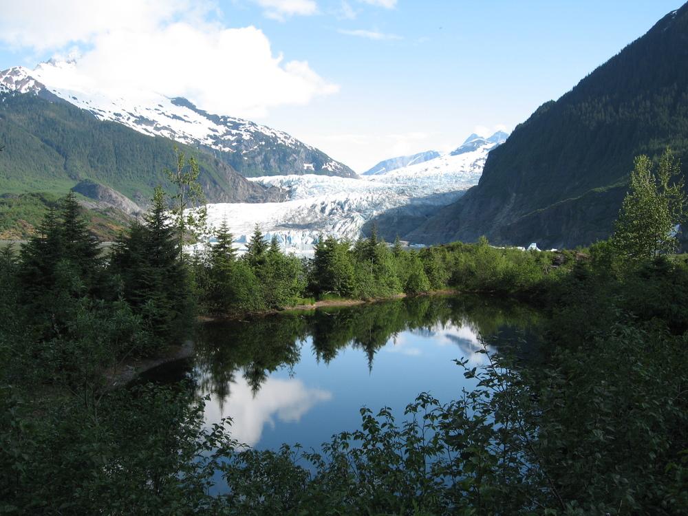 Mendenhall Glacier Salmon Hatchery Alaska Coach Tours