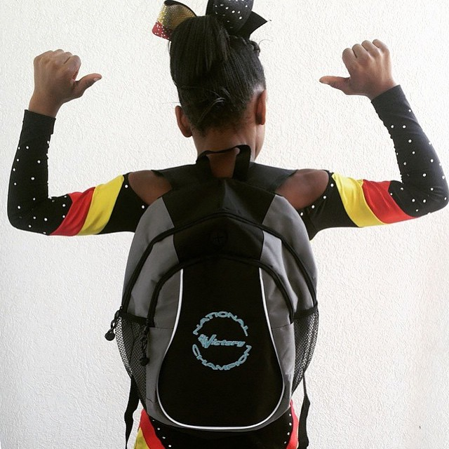 1st Place Back-packs!