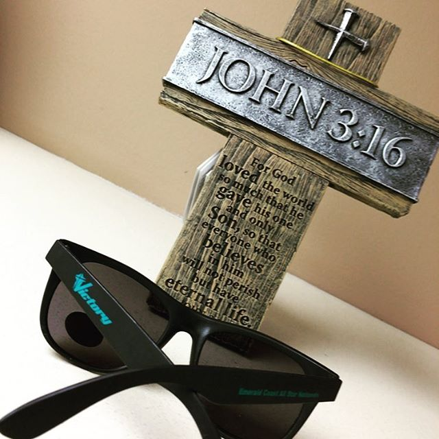 Sunglasses (Emerald Nationals)