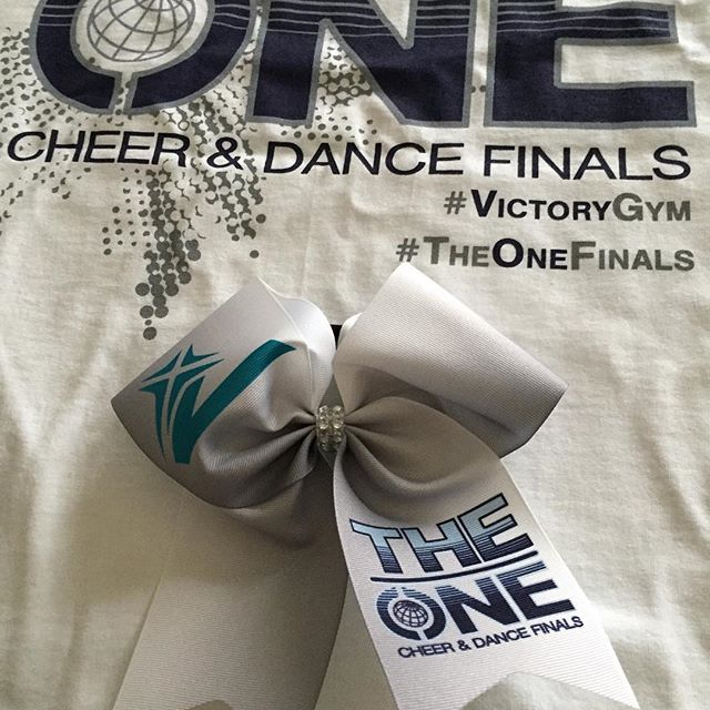 Pre-event gifts to: THE ONE FINALS