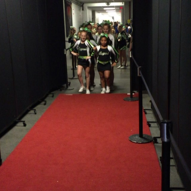 Red Carpet (Emerald Nationals)