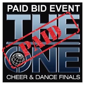2017 THE ONE FINALS PAID BID EVENT 2018 TBD