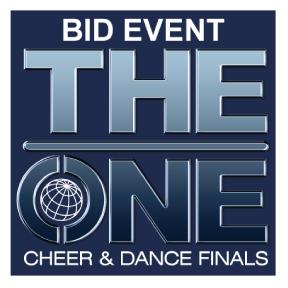 2017 THE ONE FINALS BID EVENT 2018 TBD