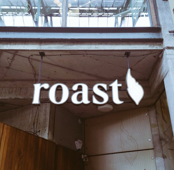 Logo for Borough Market restaurant Roast