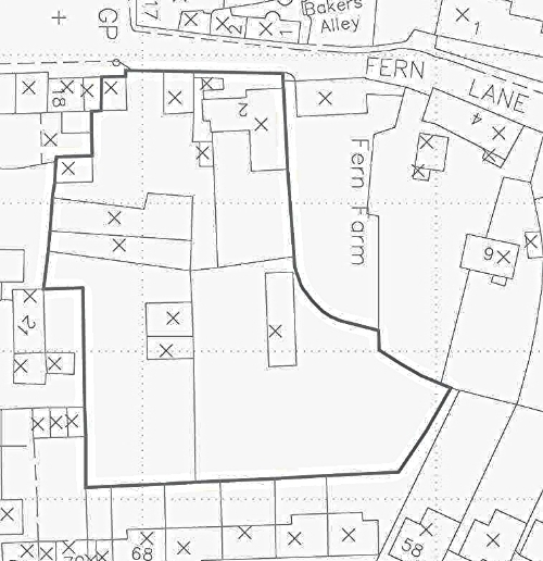 Using OS data downloaded from our mapping agent, captured survey data or a combination of both, RGL Surveys can produce Title Plans in accordance with the Land Registry.