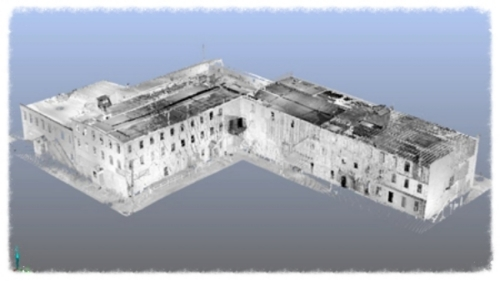 As Built 3D modelling for quick data capture, heritage, BIM models and the production of 2D plans. RGL Surveys can undertake high definition surveying using the latest laser scanning technology.