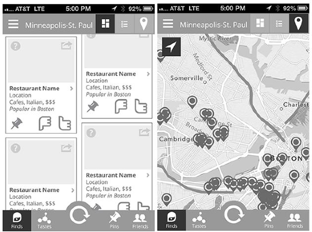 Nara / 2013  iOS, Android, web, responsive