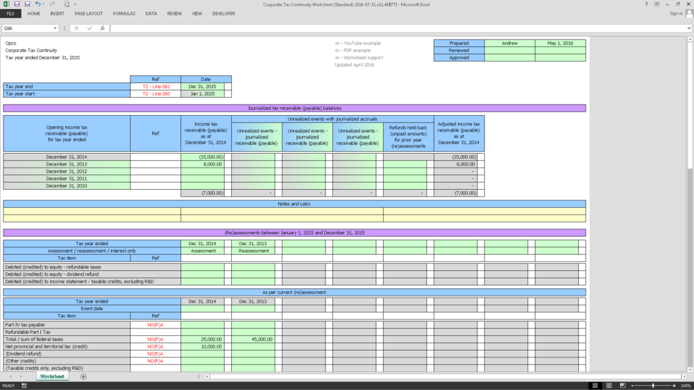 Corporate Tax Continuity Worksheet (Standard) 2016-07-31 v11.48$TTI_Cover.png
