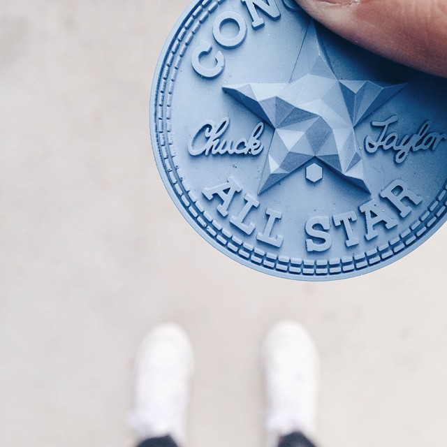 3D print of the All Star Logo