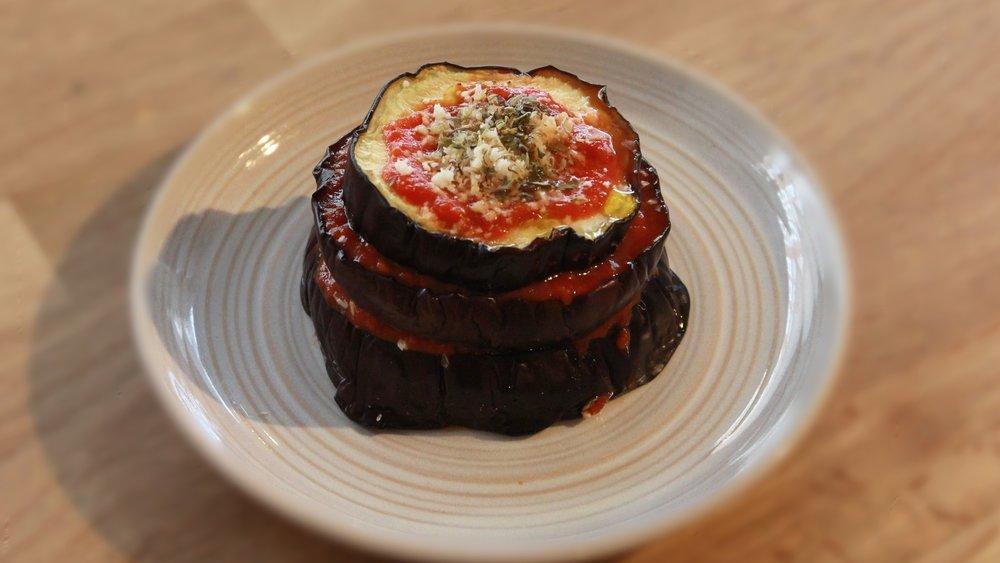aubergine £3.50