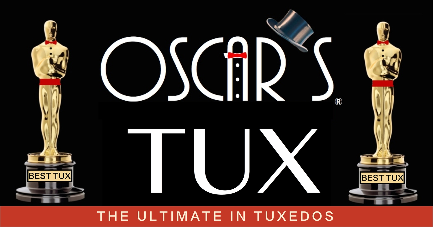 OSCAR'S TUX  Hollywood Driven! Latest Red Carpet Slim Fit Tuxedo Styles