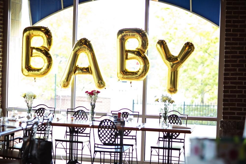 BABY SHOWER -