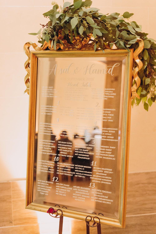 THE LEGION OF HONOR WEDDING