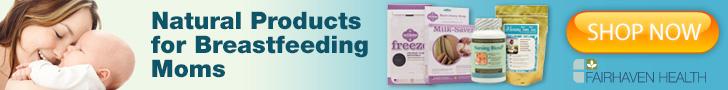 Fairhaven Health Breastfeeding products