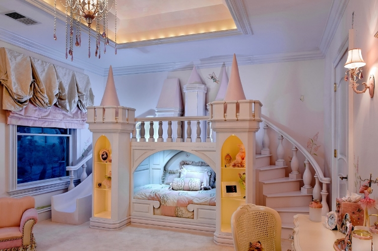 Courtesy of WSJ   The occupant of this bedroom imagination was stolen by her mother.