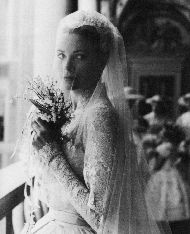 The timeless Grace Kelly, Princess of Monaco