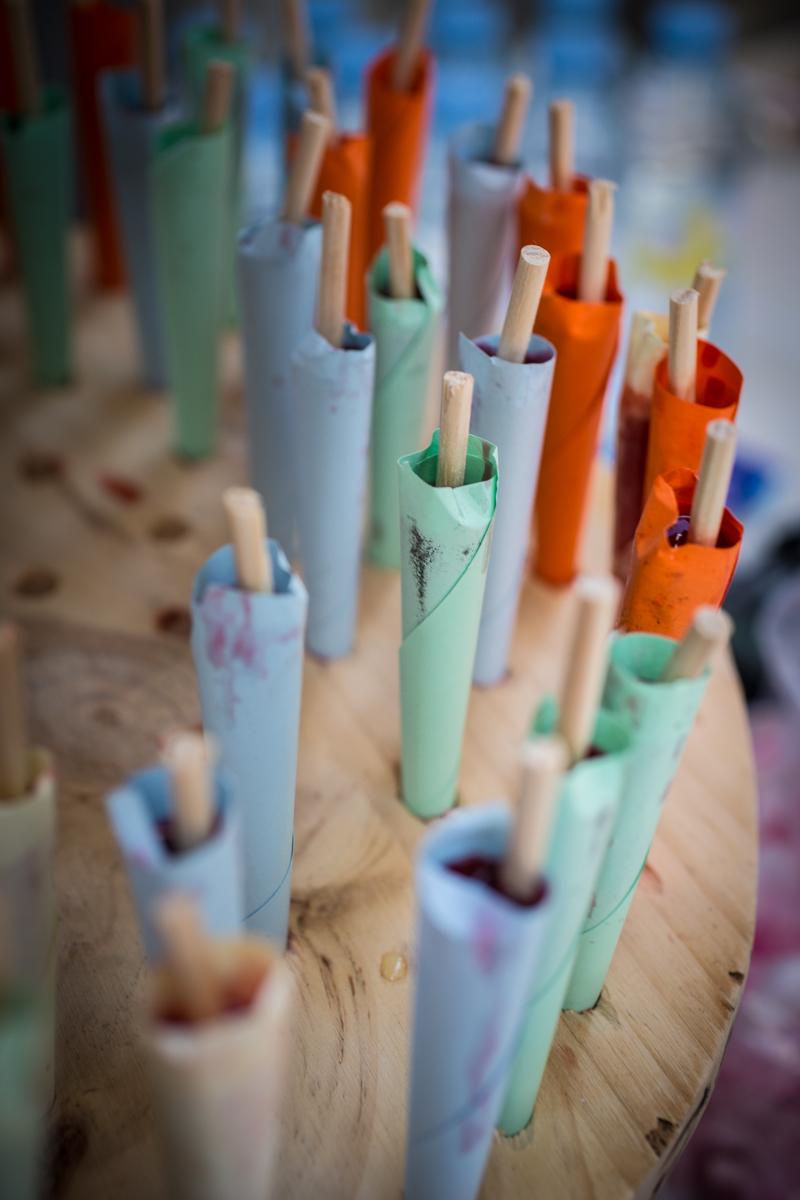Semana Santa candies / Des bonbons typiques de la Semaine Sainte
