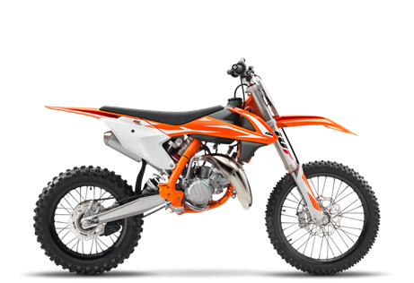 2018 85 SX $5,799.00 Step into the big leagues The 11 to 15-year-old riders of the junior class are no longer beginners. These are future champions fighting for victory, no matter if it is the for a National Championship or a local qualifier. In this scene, the new and improved KTM 85 SX is considered a winner's bike. With the most powerful engine in the field and a super lightweight, stable chassis, it does not need to shy away from a full size bike.