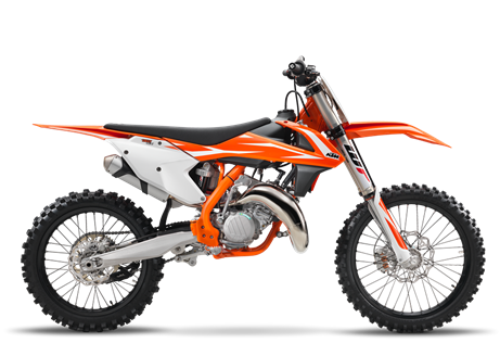 2018 150 SX $7,199.00 In a class of its own With the agility of a 125 and enough muscle to take the fight to the 250cc 4-strokes, this bike punches well above its weight. Its snarling engine sets benchmarks in terms of power and torque, rocketing its state-of-the-art chassis miles ahead of the competition. The top step of the podium does have the unmistakable scent of 2-stroke premix exhaust.