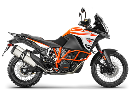 2017 1290R Super Adventure  $17999.00  Unstoppable  True adventure takes guts, so KTM's rally experts brought out the big guns and packed 1.301cc, 140 Nm of torque and 160 hp into the world's most advanced Travel Enduro chassis. This makes for a mile-munching omnivore, ready to carve its name into any terrain – the tougher, the better. It is our most extreme ADVENTURE ever, full stop. Full throttle.