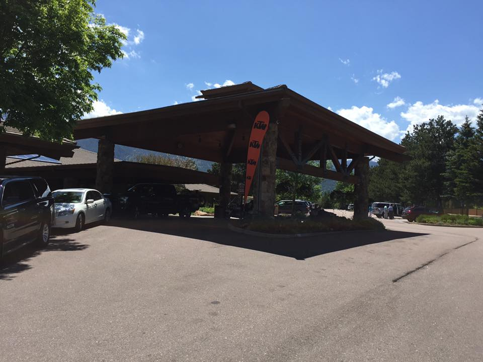 2017 KTM Dealers Meeting-CO. Springs - We just got back from the annual KTM Dealer's Meeting in Colorado Springs.  This annual meeting is a great time to catch up with KTM dealers from all over the United States, and to see whats in store for next season.  Many new and exciting changes are happening behind the scenes with KTM and we are excited to race ahead!