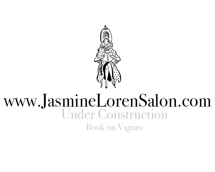 Jasmine Loren Salon Under Construction